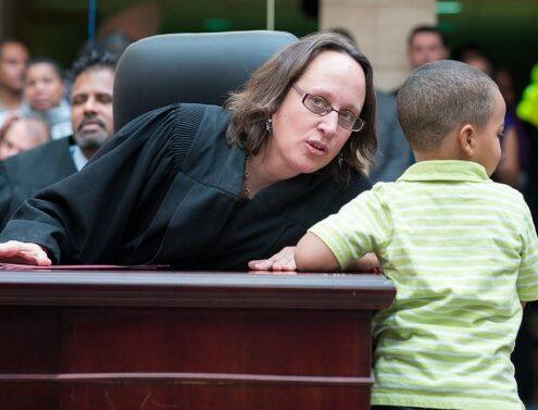 Divorcios y rupturas con hijos